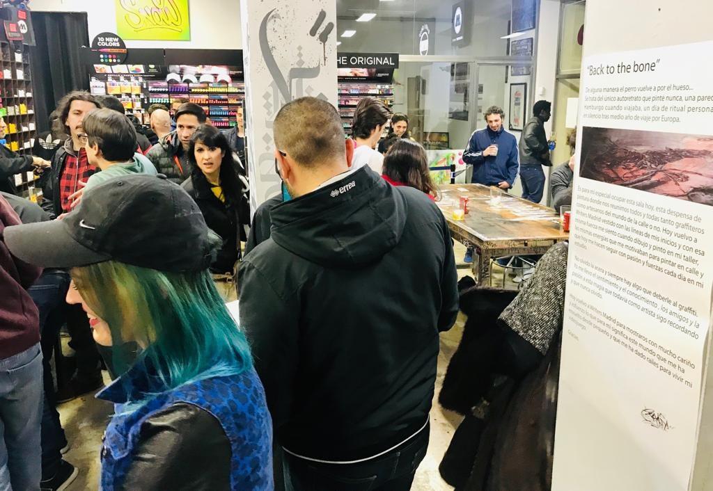 Gerbos Mad City - Writers Madrid