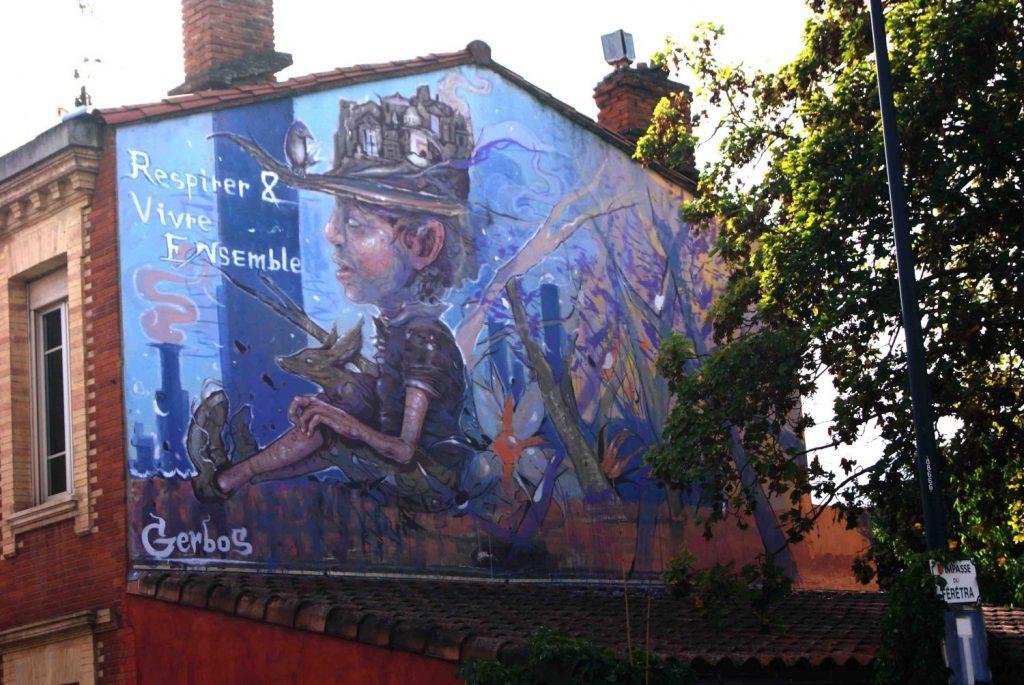 mural con esperanza